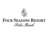 Logo Four Seasons Palm Beach