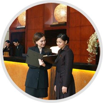 Tipos de Empleo Guest Services