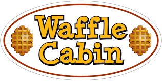 Logo Waffle Cabin